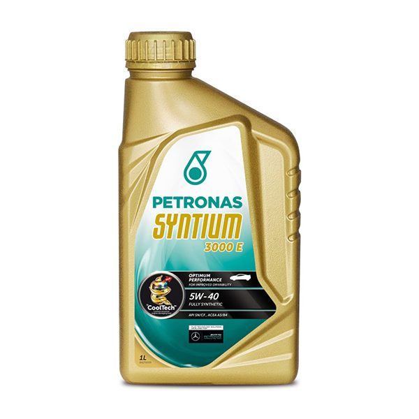 Моторне масло SYNTIUM 3000 E 5W-40 - 1 л