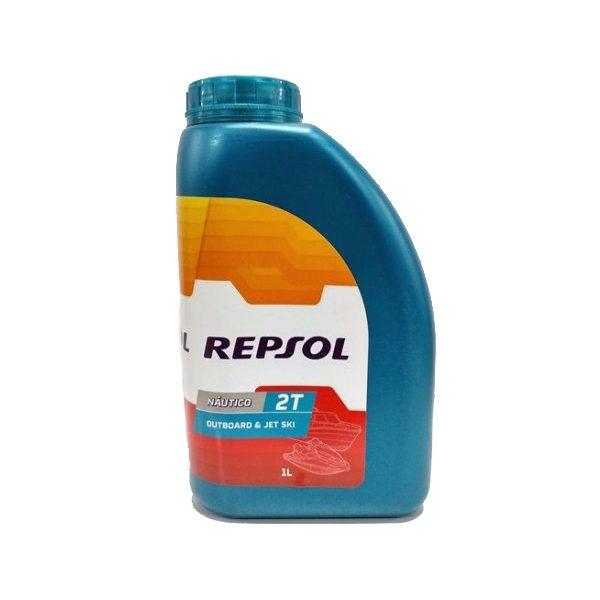 Моторное масло Repsol NAUTICO Outboard Jet Ski 2T CP-1 1L